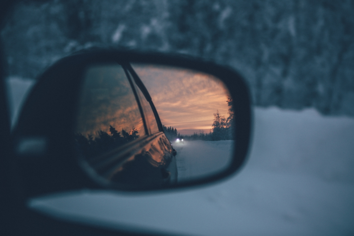 Canva - Selective Focus Photography of Wing Mirror